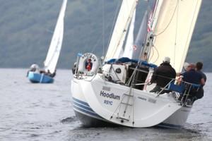 Hoodlum - Scottish Series 2014